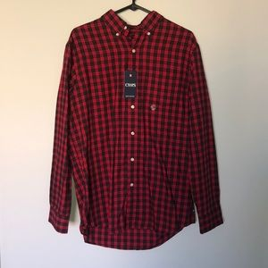 Chaps Plaid Flannel
